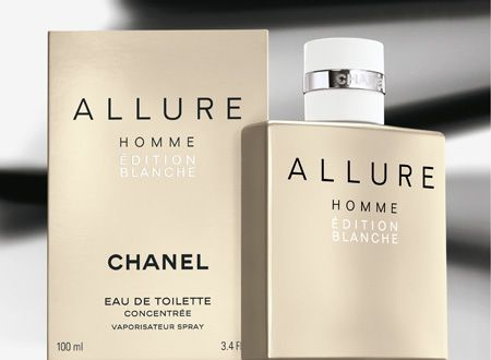 5701fa4eb Chanel's Allure Home Edition Blanche is one of the best lemon scents on the  market today. I should he receiving a 10 ml decant because I like it so  much.