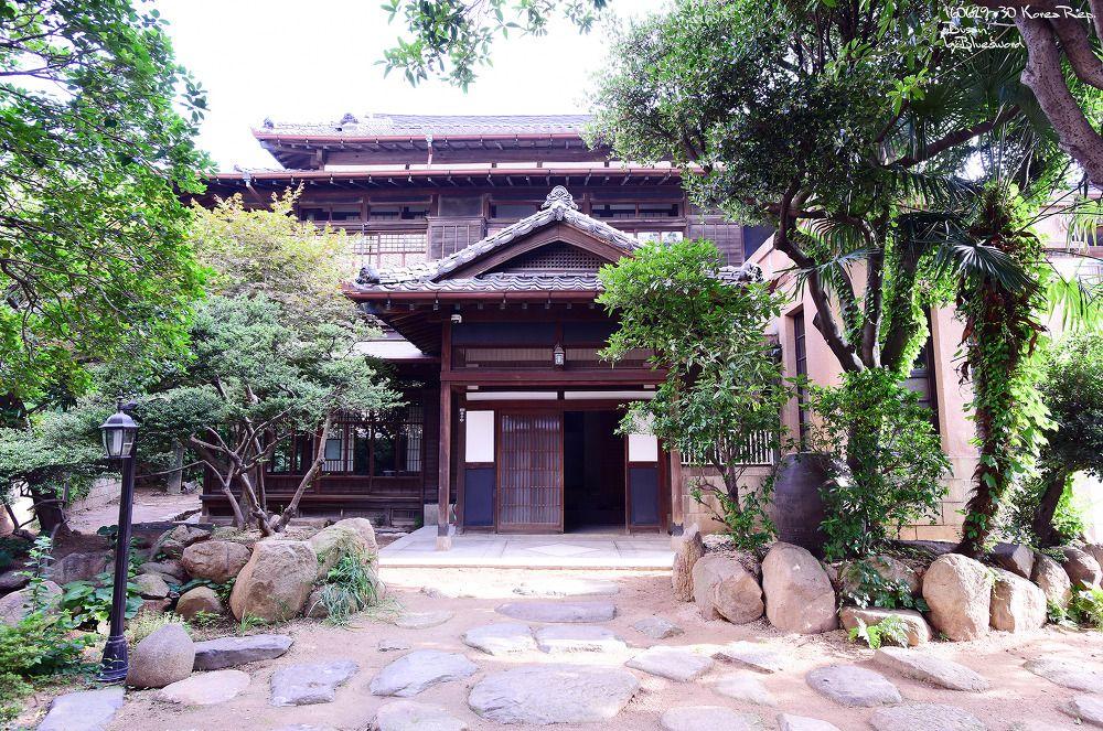부산의 일본가옥 정란각에서의 특별한 숙박