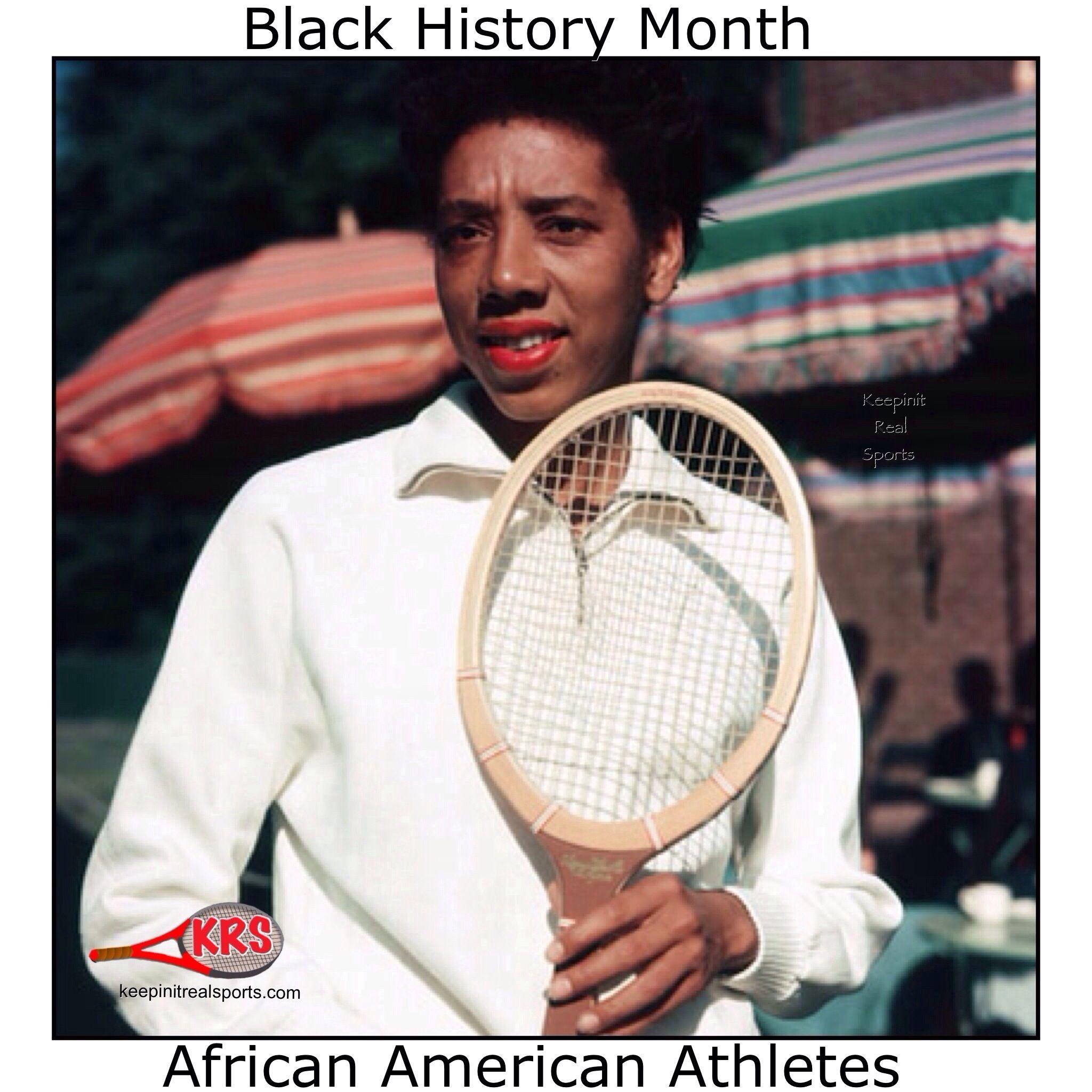 Althea Gibson Tennis 1950 1958 Althea Gibson was an American