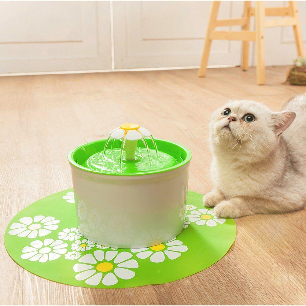 Cat fountain bu dao pet fountain automatic pet water
