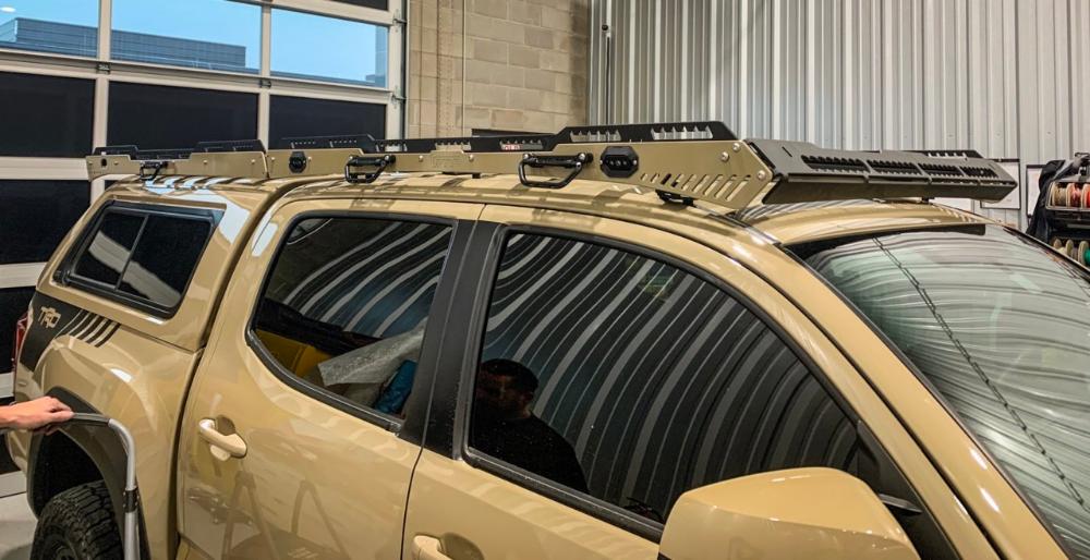 Prinsu Vs Victory 4x4 In 2020 Tacoma World Roof Rack Honda Odyssey Touring