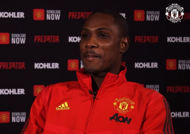 5 Reasons Why Odion Ighalo Will Do Well At Manchester United In 2020 Manchester United Transfer Manchester United The Unit