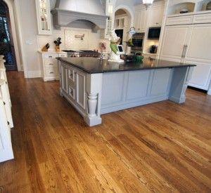 Previous Work White Oak Hardwood Floors