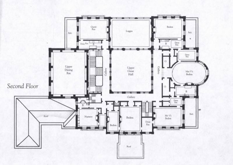My Attempt To Design A Tasteful Mega Mansion Bigpics Stardestroyer Net Bbs Floor Plans Mountain House Plans Mansions