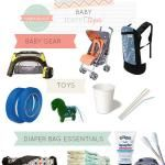 Tips Before Going into Labor and Postpartum Recovery