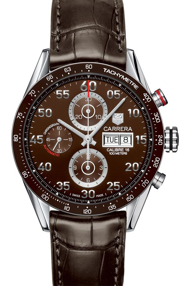da82fa6f103 TAG Heuer 'Carrera' Automatic Tachymeter Watch | Nordstrom | Watches ...