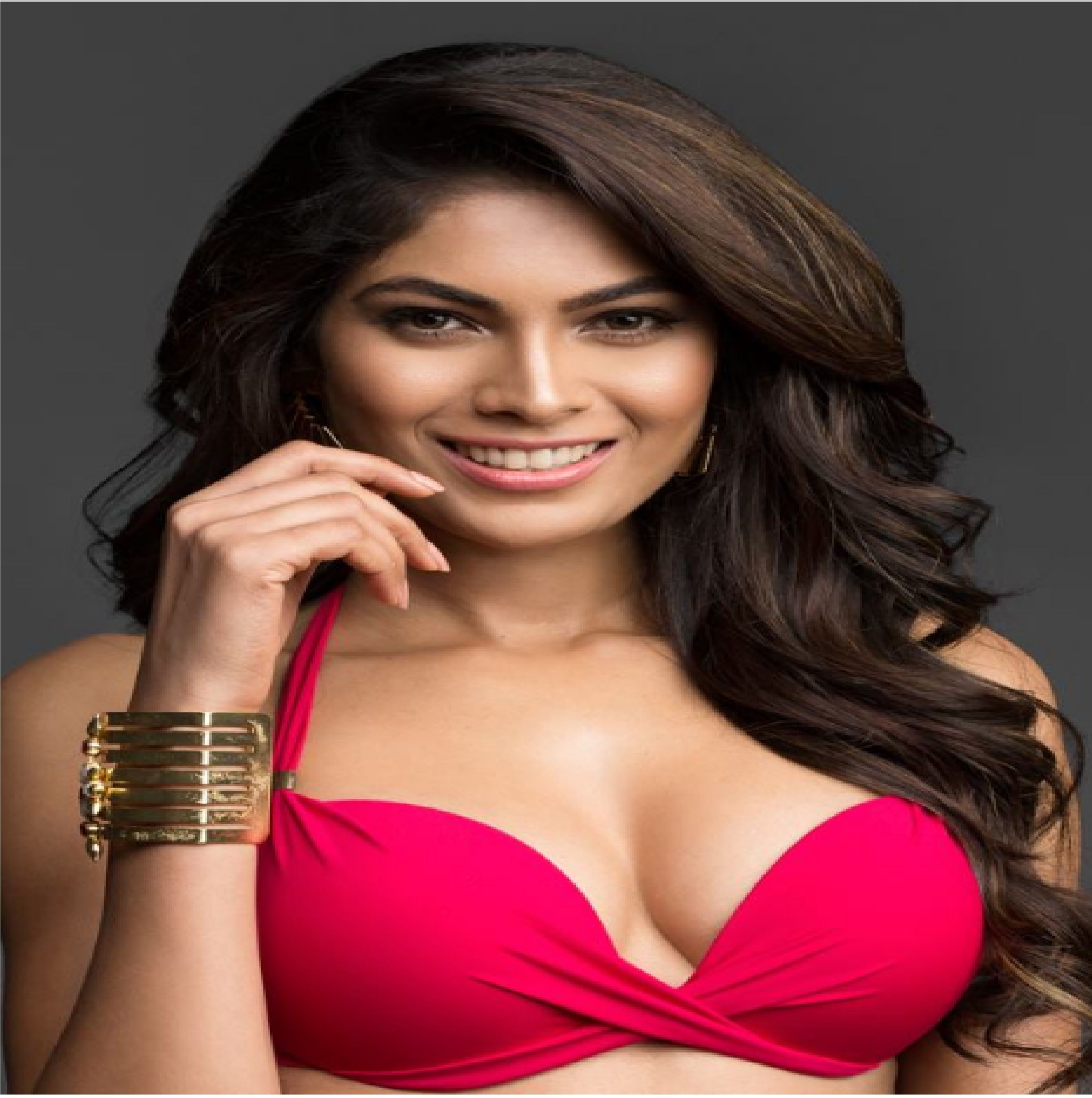 Indian model Lopamudra Raut becomes the 2nd Runner-up at Miss United ...