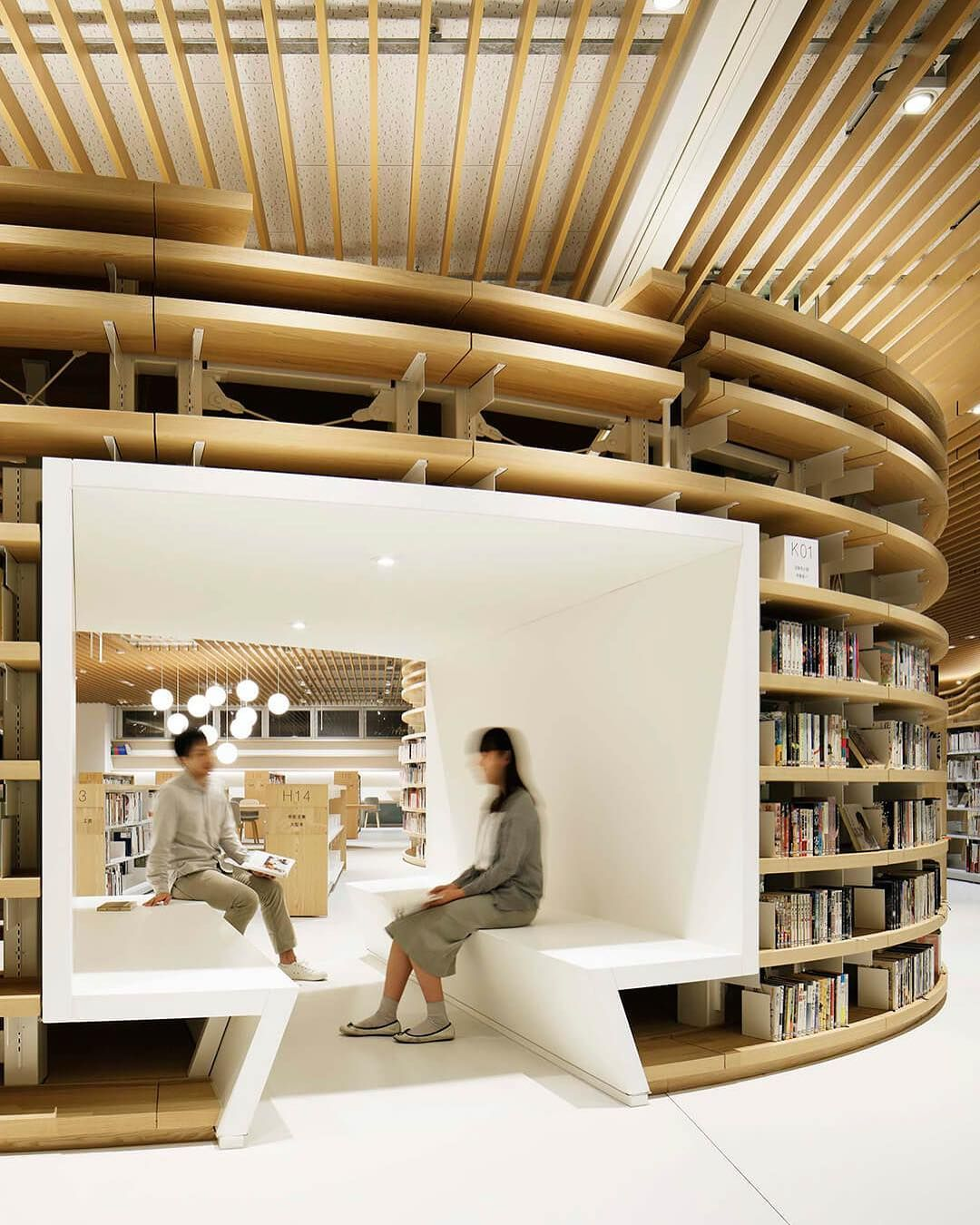 Architecture Hunter On Instagram Architecture Hunter Kikuchi Library Architects Nomura Co Loca Architecture Design Commercial Ecole Architecture