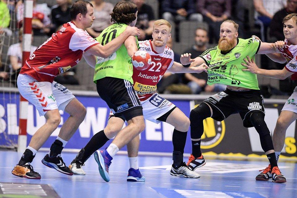 Https Nordjyske Dk Nyheder Aalborg Vandt Taet Kamp Mod Ribe Esbjerg 48831dab F25c 4b38 9263 F4cb68f1dd38 Gallery Handbold Aalborg Ribe