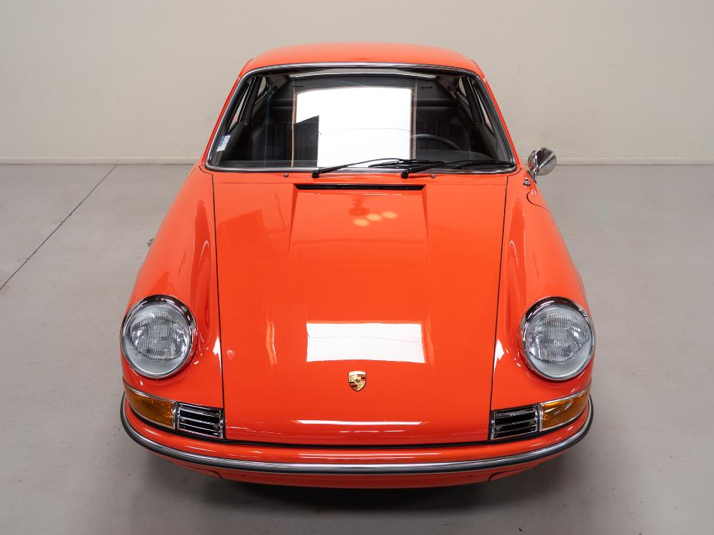 1969 Porsche 912 In Tangerine Orange Cpr Classic Porsche 912 Porsche 912 For Sale Porsche
