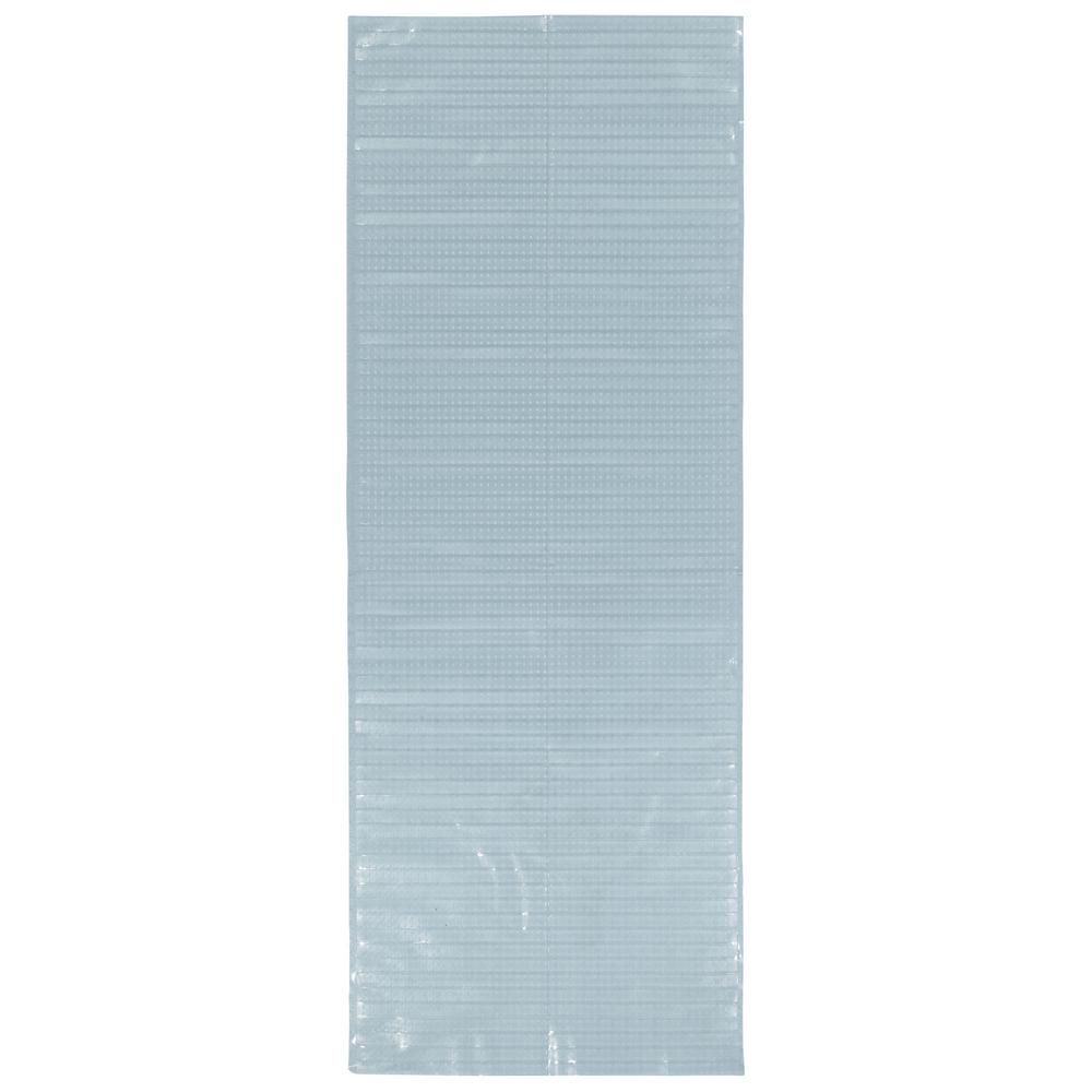 Sweet Home Stores Clear Protector 26 In X 12 Ft Plastic Runner
