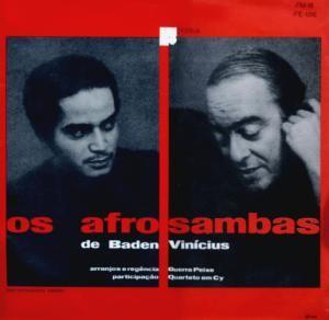 Baden e Vinícius - Os AfroSambas - 1966
