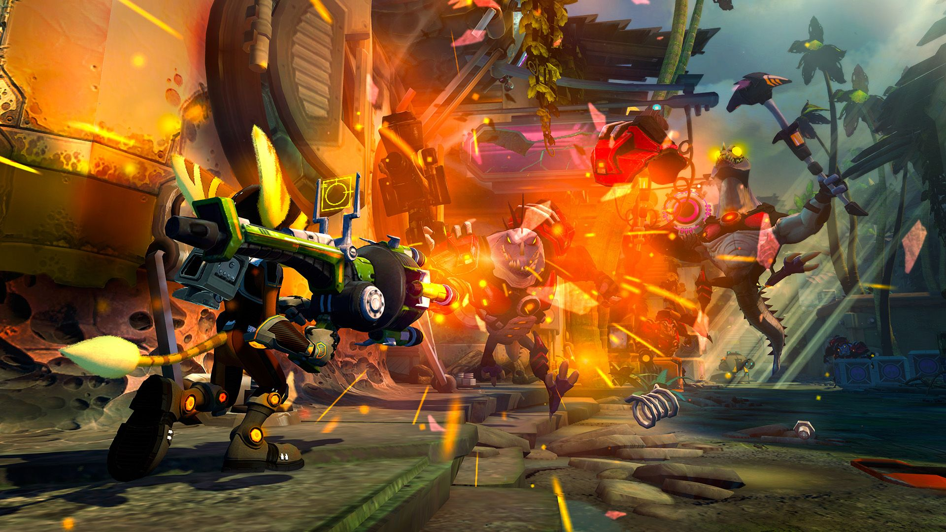 Steam News Ratchet Clank Into The Nexus Anunciado Ps With Images