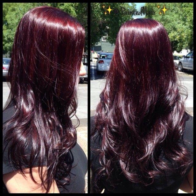 Photo of cabello pintado | Foto individual | Instagrin