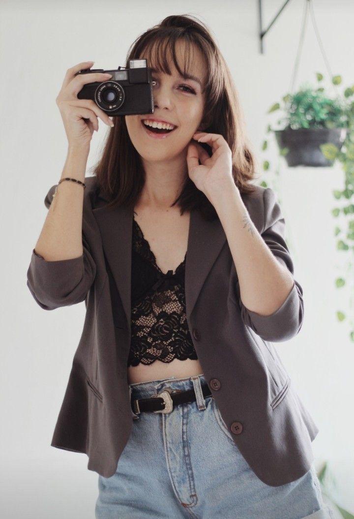 #blazer #bestoftheday #blazercinza #lookdodia #lookstyle
