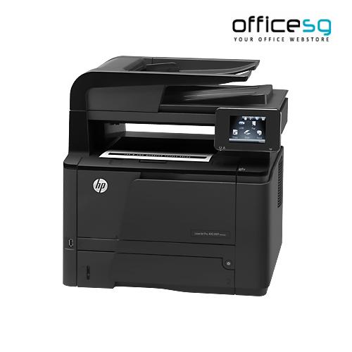 Buy Laserjet Pro 400 Mfp M425dw Online Shop For Best All In One Printers Online At Officesg Com Discount Prices On Offi Printer Printer Cartridge Laser Toner