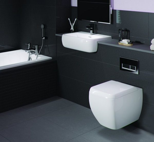 Tankless Toilet Design A Modern