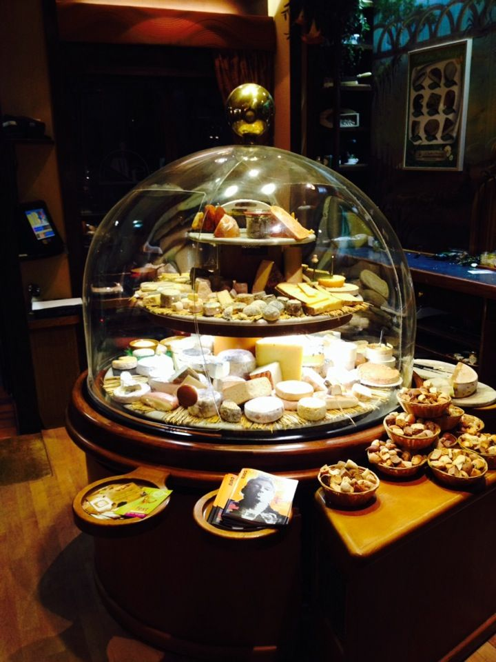 la cloche a fromage thanksgiving