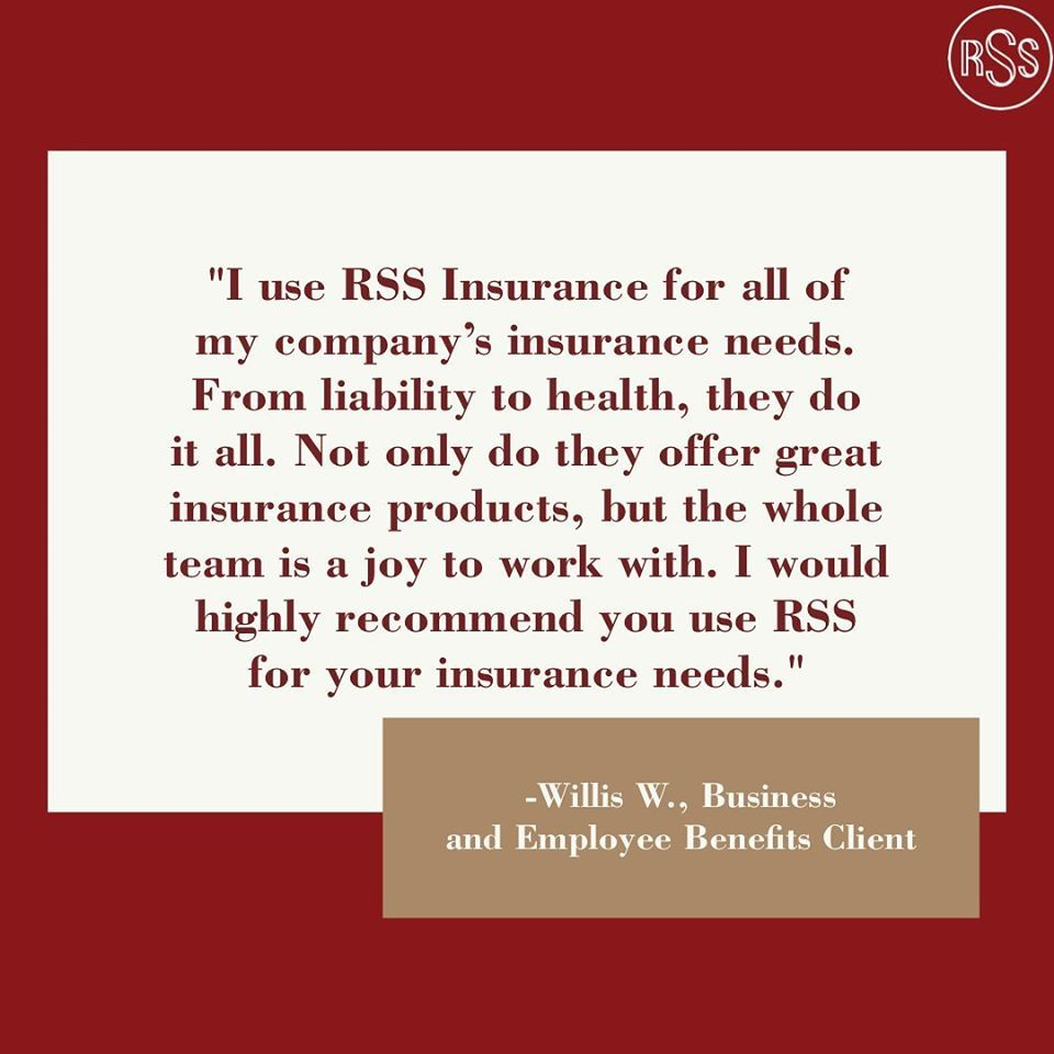 Business Insurance Health Insurance Personal Insurance You