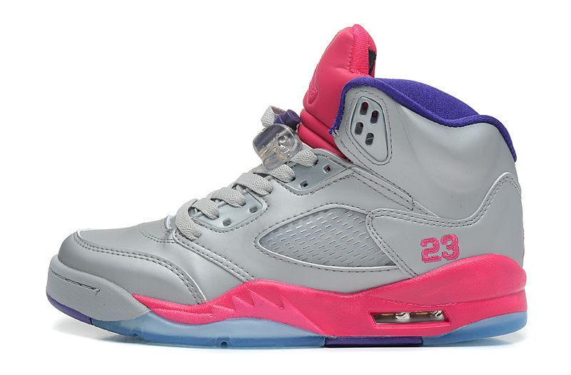 new concept 22421 e6a04 Air Jordan 5 Retro Femme Basket Argent Rose from Reliable Big Discount! Air  Jordan 5 Retro Femme Basket Argent Rose and preferabl