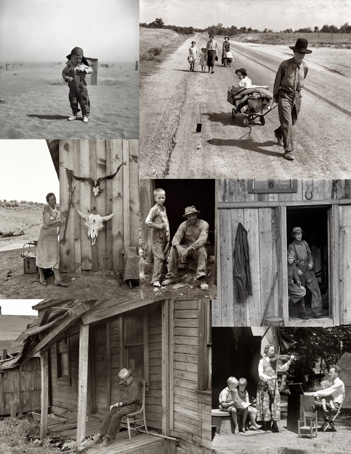 The Dust Bowl Dust bowl, Pictures, Interesting history