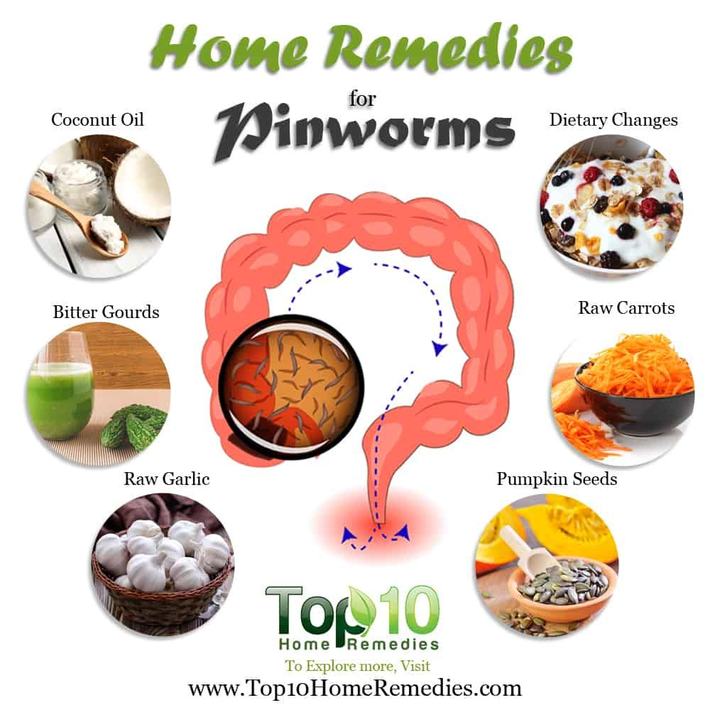 How to get rid of pinworms – Artofit