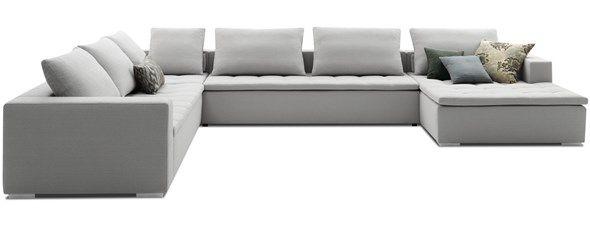 Monternoi Kanapedes Me Anaklindro Me Thn Poiothta Ths Boconcept Sectional Sofa Sofa Corner Sofa