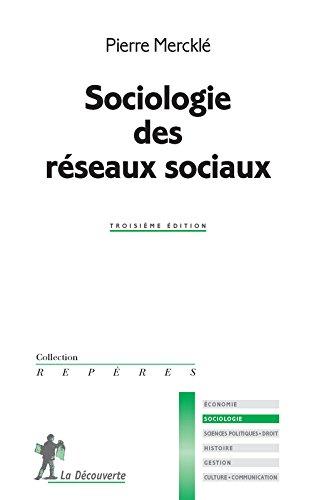 La Sociologie Des Reseaux Sociaux Detail Avant Meme L Apparition De Facebook La Notion De Reseau Sociologie Reseaux Sociaux Sciences Humaines Et Sociales