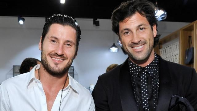"""#DWTS pro @iamValC is so excited about his #FullerHouse role: """"It was a bucket list thing."""" http://et.tv/1MSwC8D"""