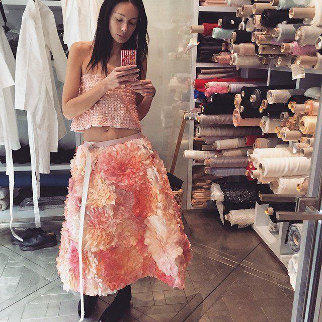 Meet Amanda Sanchez Chanel S Most Influential Model That You Ve