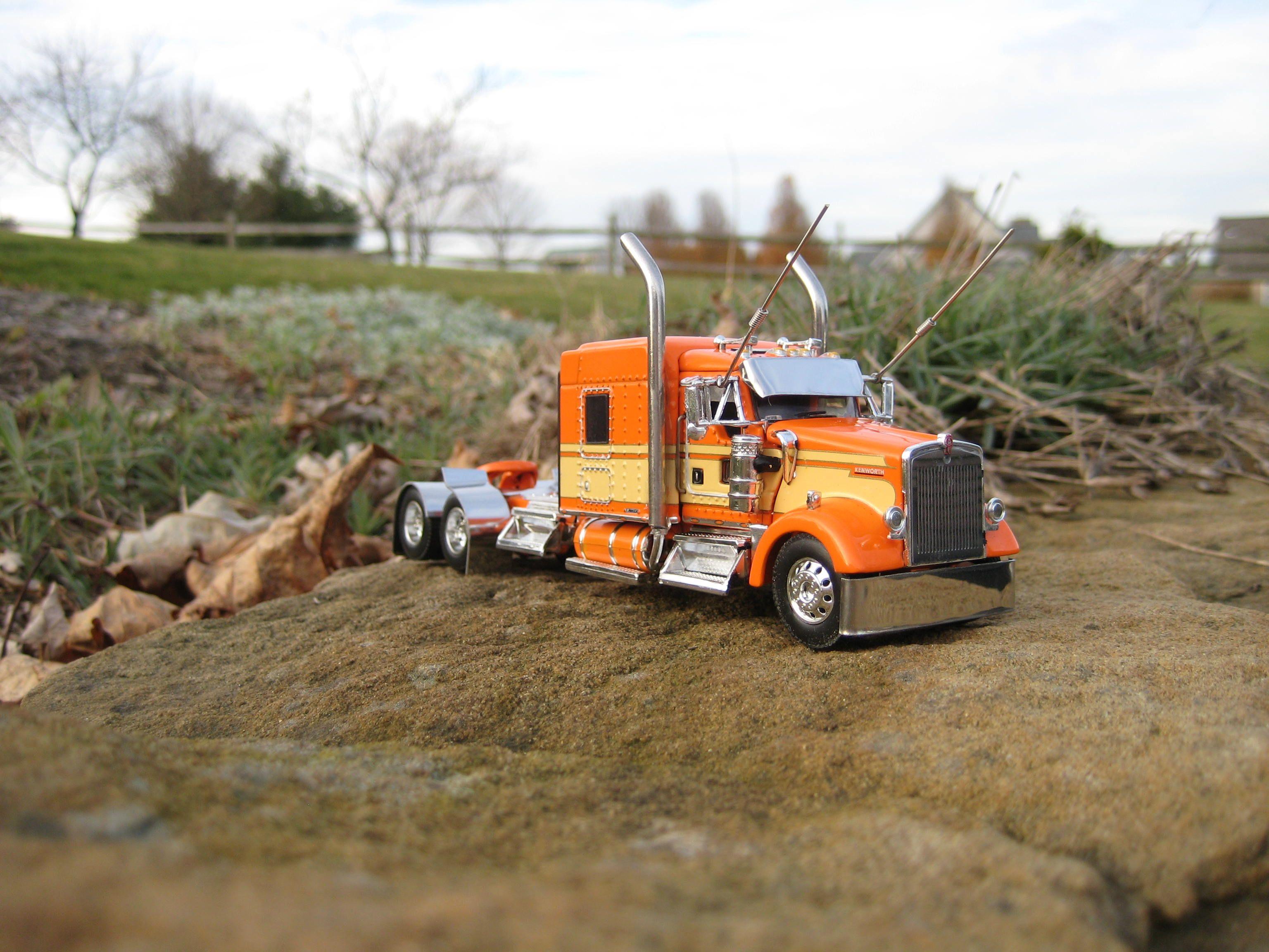 1 64 scale trucks and trailers - 1 64 Custom