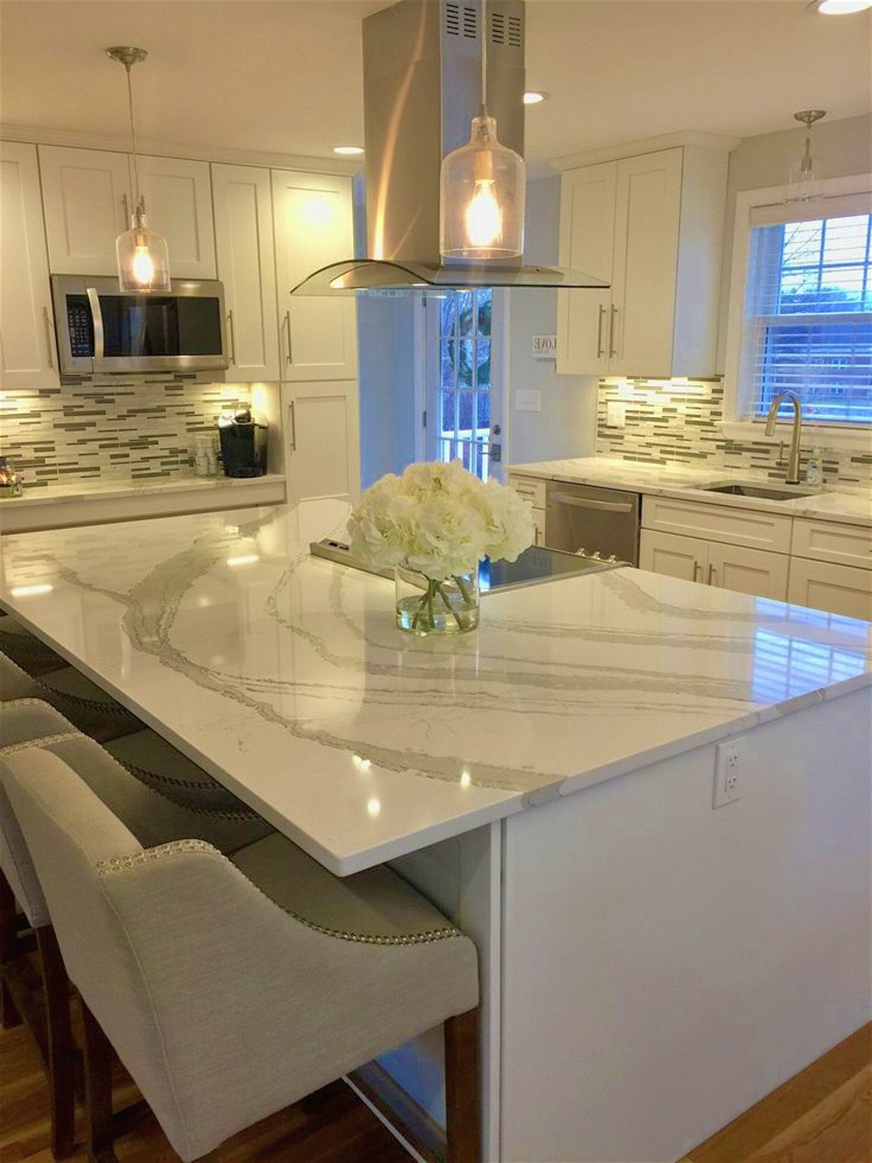 55 Quartz Countertop Slabs Backsplash For Kitchen Ideas Check
