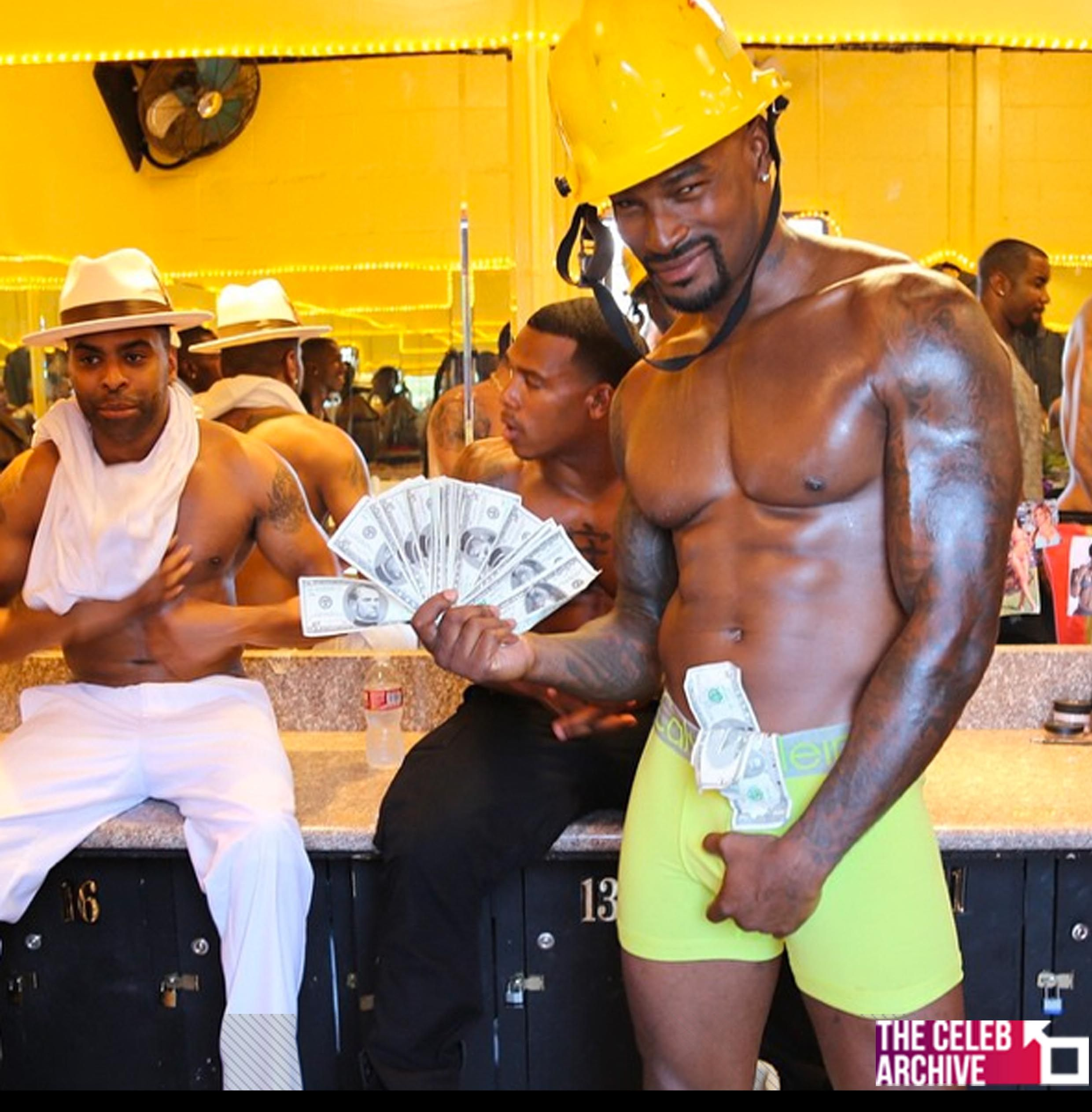 There's a new stripper movie in town: Chocolate City in which ...