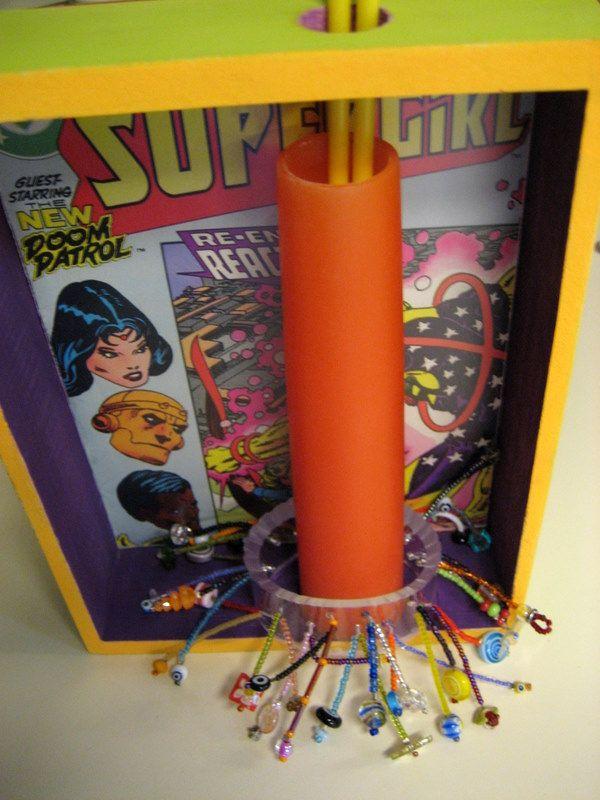 Super Girl detail #2