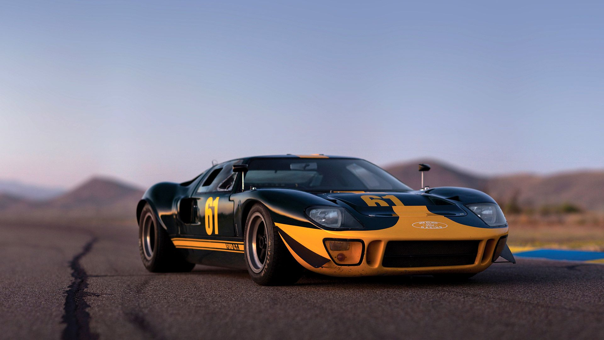 Pin By Download Wallpapers Hd Desktop On Cars Ford Gt40 Ford Gt