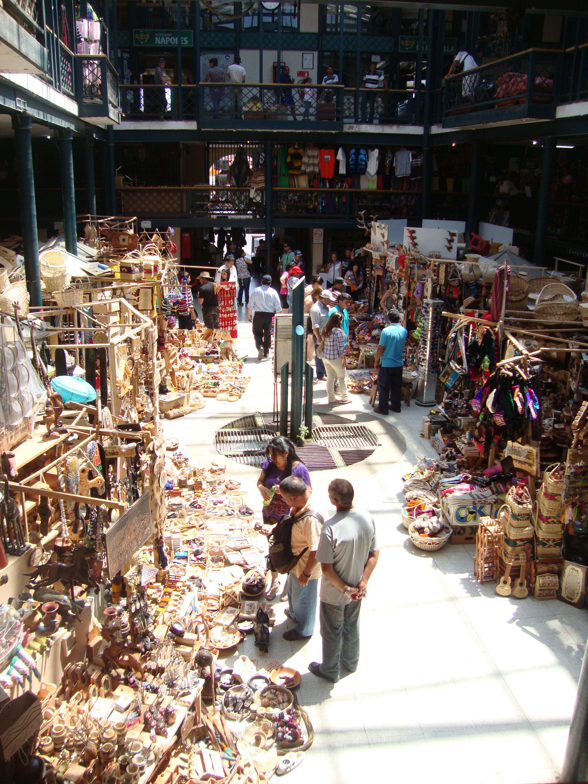 Mercado de Valdivia