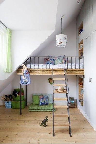 zweite ebene im kinderzimmer ideen f r die kinderzimmer in 2019. Black Bedroom Furniture Sets. Home Design Ideas