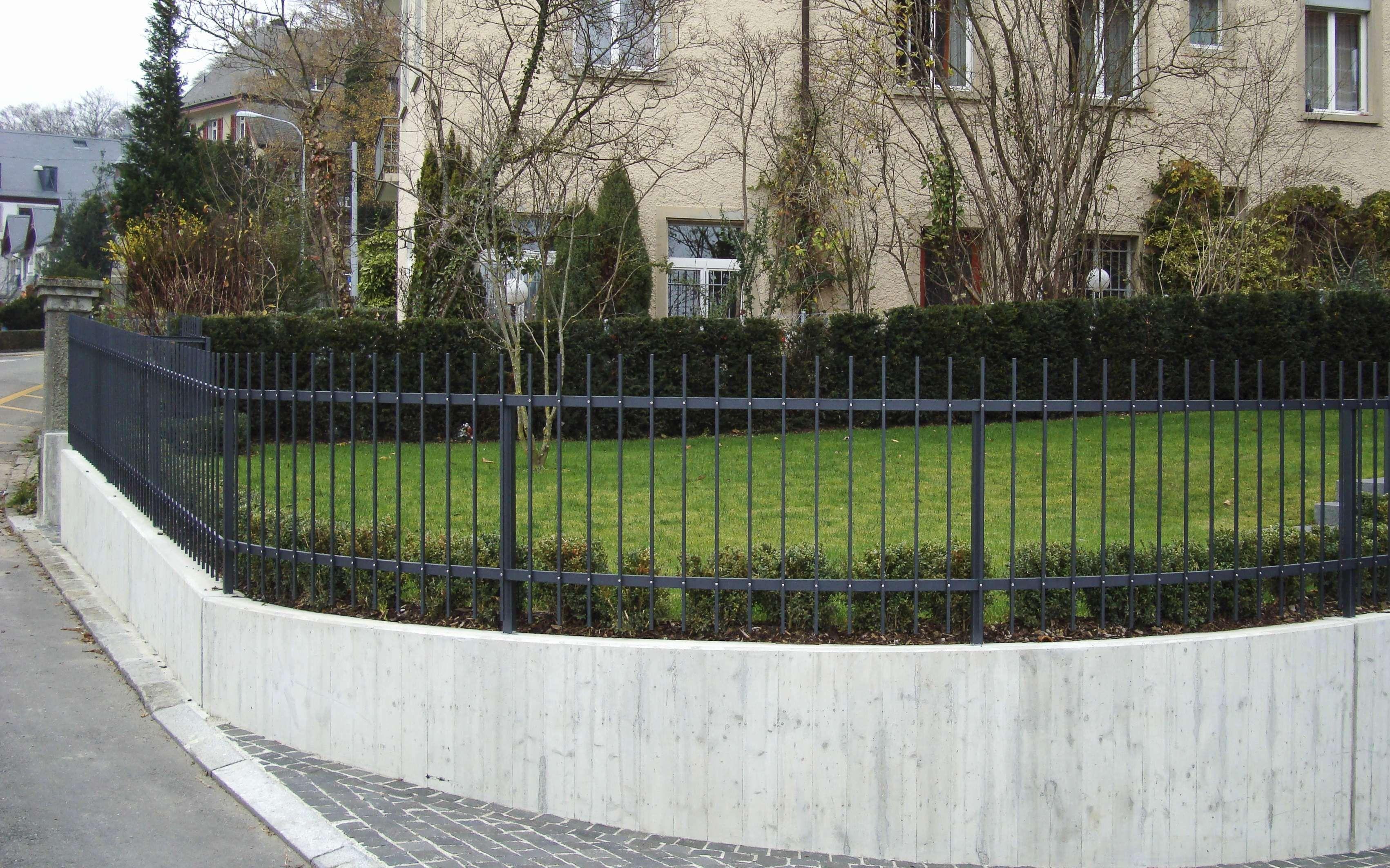 Einzigartig 42 Für Gartenzaun Metall Sichtschutz