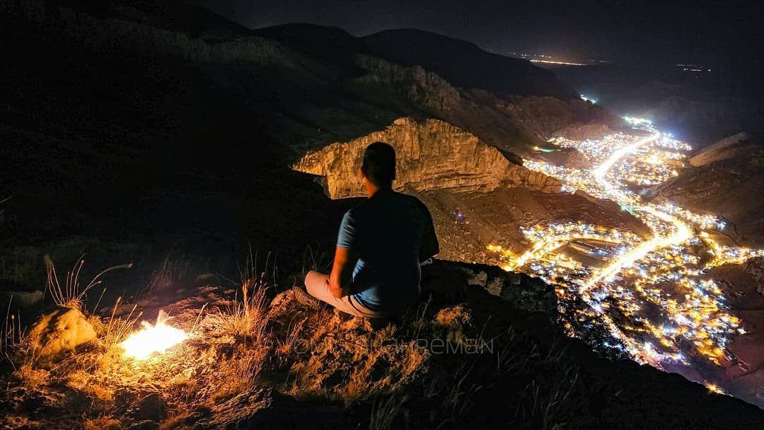 . . . #nightphotography #شب #ماکو #عکاسی