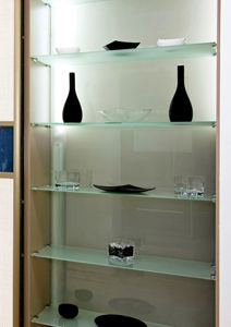 Order Custom Made Glass Shelves At This Site. Or At Least Price Out What You