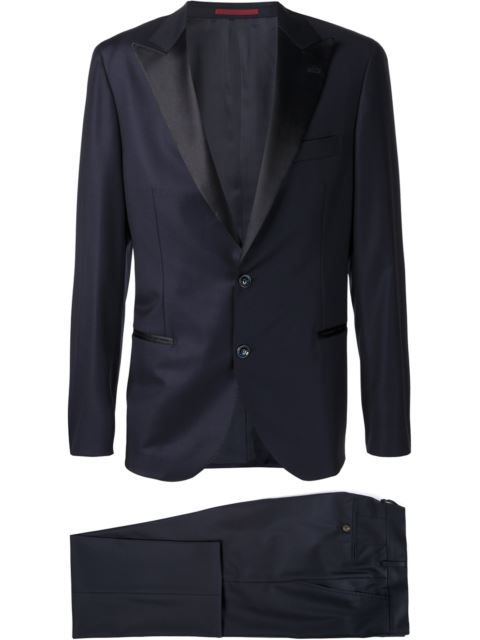 Shop Brunello Cucinelli slim fit tuxedo in Mario's from the world's best independent boutiques at farfetch.com. Shop 400 boutiques at one address.