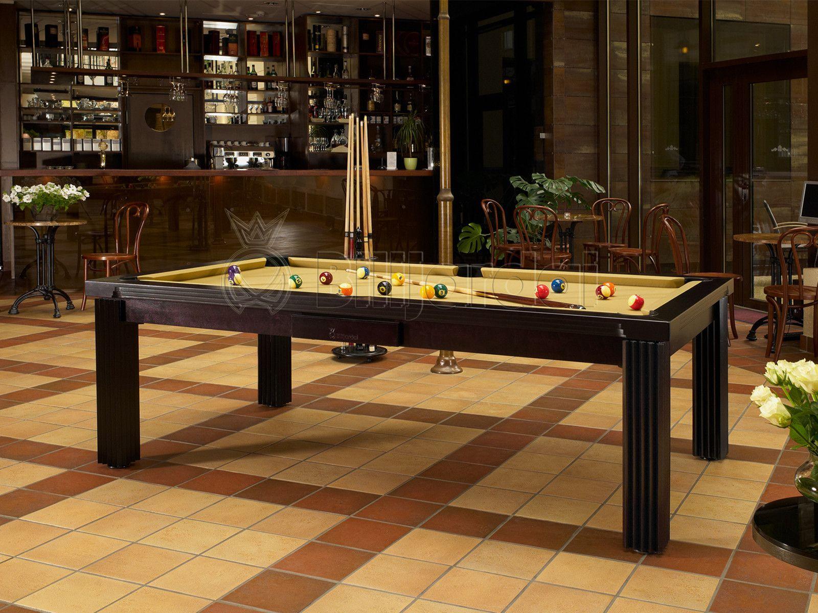 Bilijardai Toledo Dining Pool Table by Bilijardai : Buy Online at ...