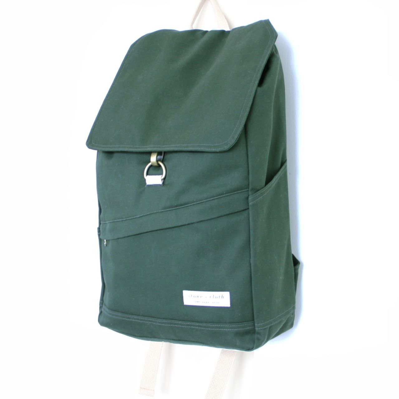 94fb942e0a54 stone and cloth backpack - Very handsome and well-made. Because it s a bit  big for my small frame