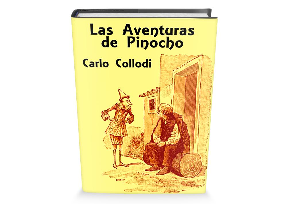 Pinocho argumento, Pinocho libro en PDF, Carlo Collodi Biografía ...