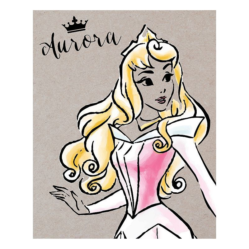 Pin By June Edwards On Vendor Show Princess Canvas Disney Princess Aurora Disney Princess Art
