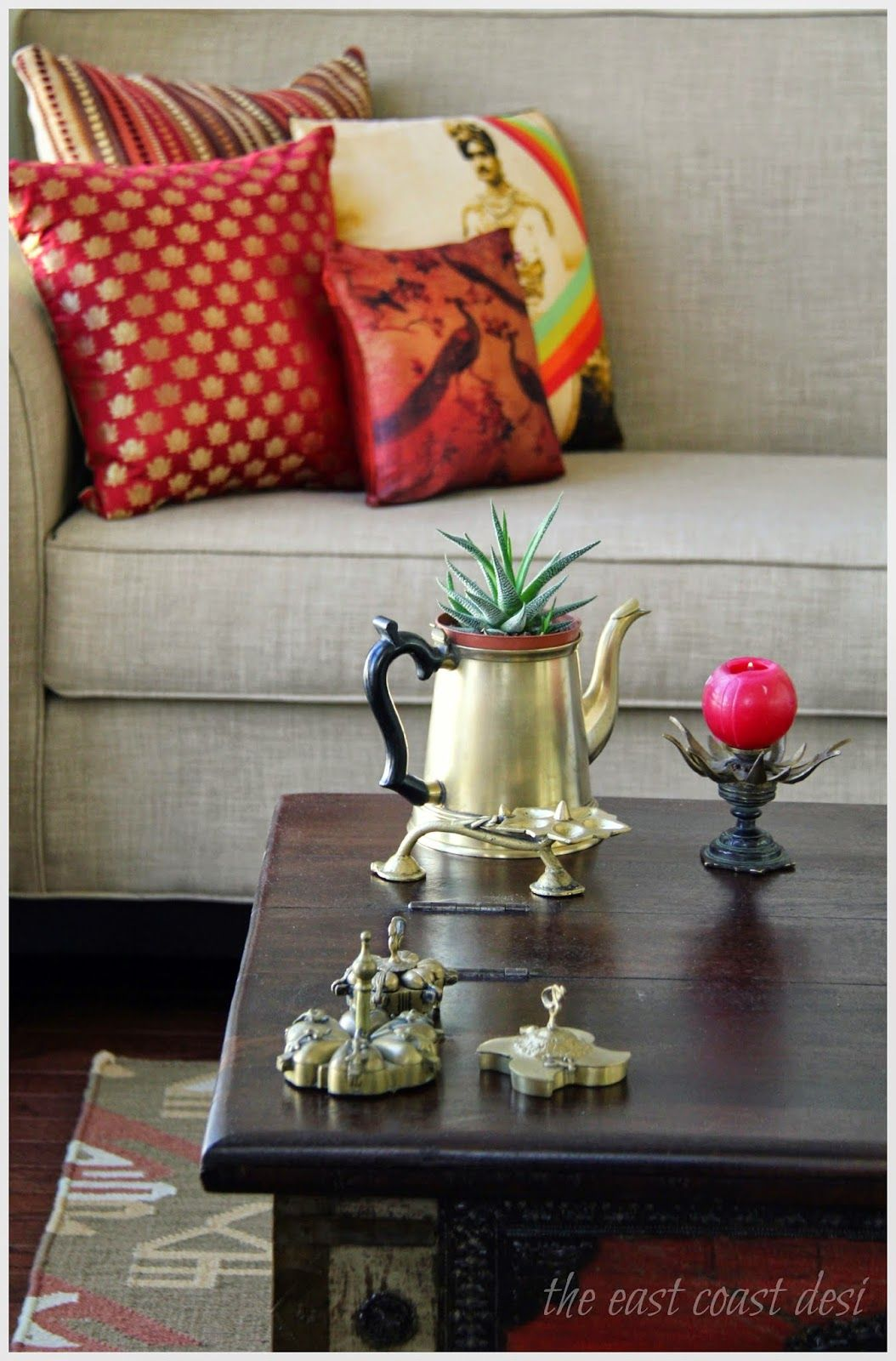 The east coast desi home decor home decor pinterest for Home decor blogs