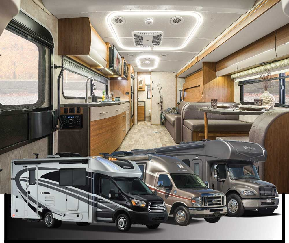 New 2018 Models Offer Improved Livability And The Latest In On