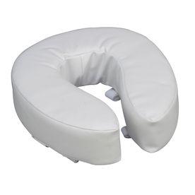 Dmi White Cushioned Vinyl Round Toilet Seat 520 1247 1900 Toilet Seat Seat Cushions Seating