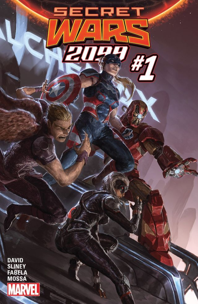 marvel comics 5/27