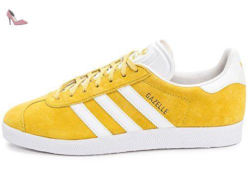 adidas Gazelle Jaune Jaune 46 - Chaussures adidas (*Partner ...